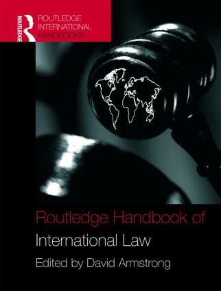 Routledge Handbook of International Law (Hardback) book cover