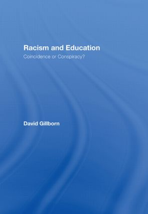 Inequality, inequality, inequality: The material reality of racial injustice in education