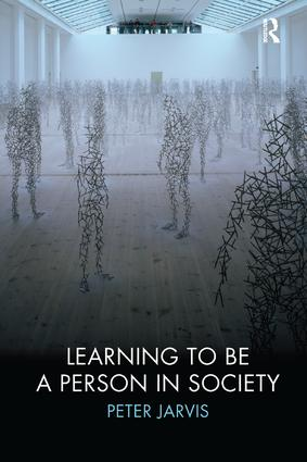 Learning to be a Person in Society: 1st Edition (e-Book) book cover