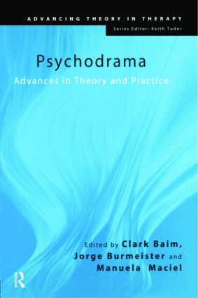 Psychodrama: Advances in Theory and Practice (Paperback) book cover
