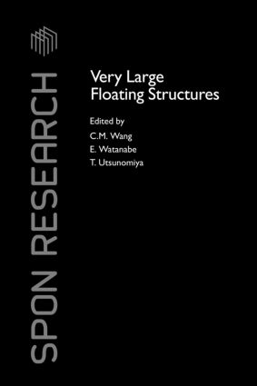 Very Large Floating Structures (Hardback) book cover