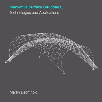 Innovative Surface Structures: Technologies and Applications (Paperback) book cover