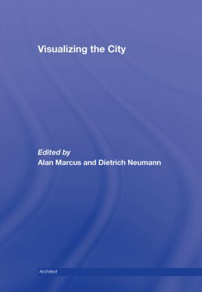 Visualizing the City book cover