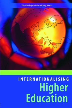Internationalising Higher Education: 1st Edition (Paperback) book cover