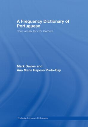 A Frequency Dictionary of Portuguese book cover