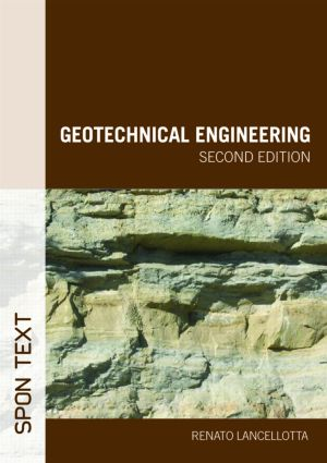 Geotechnical Engineering: 2nd Edition (Paperback) book cover