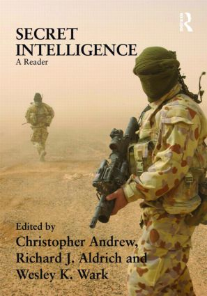 Secret Intelligence: A Reader book cover