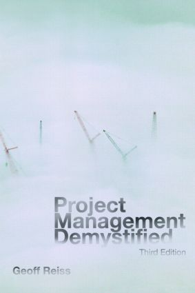 Project Management Demystified: 3rd Edition (Paperback) book cover