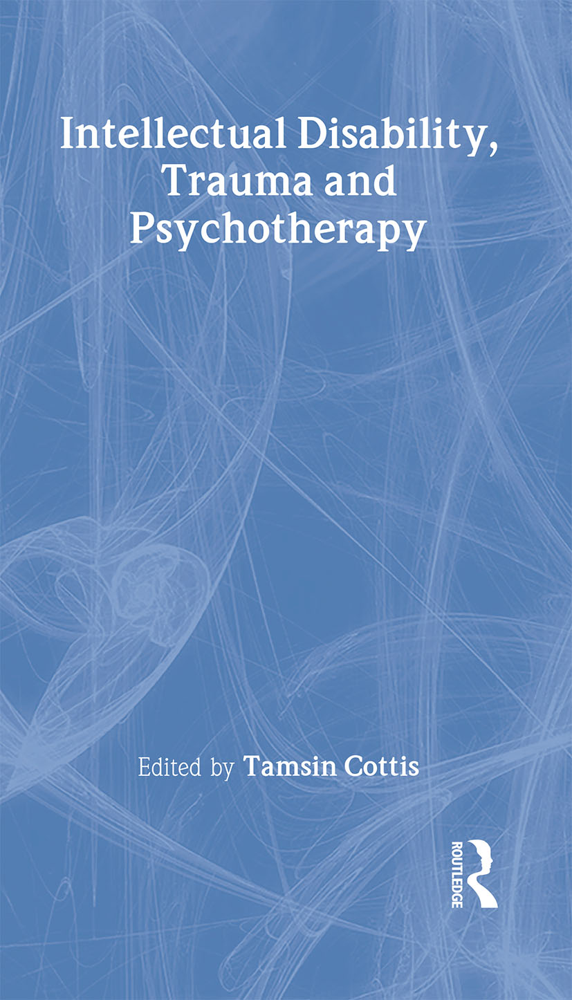 Words as a second language: The psychotherapeutic challenge of severe intellectual disability