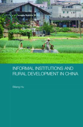 Informal Institutions and Rural Development in China book cover