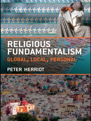 Religious Fundamentalism: Global, Local and Personal (Paperback) book cover