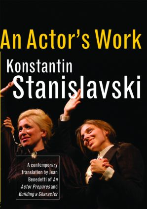 An Actor's Work: A Student's Diary, 1st Edition (Hardback) book cover