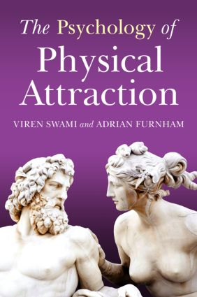 The Psychology of Physical Attraction book cover
