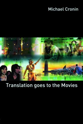 Translation goes to the Movies: 1st Edition (Paperback) book cover