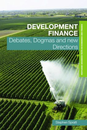 Development Finance (Paperback) book cover