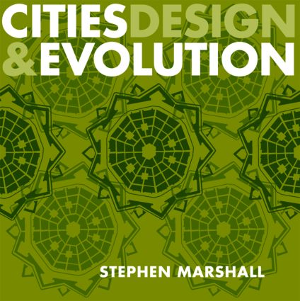 Cities Design and Evolution: 1st Edition (Paperback) book cover