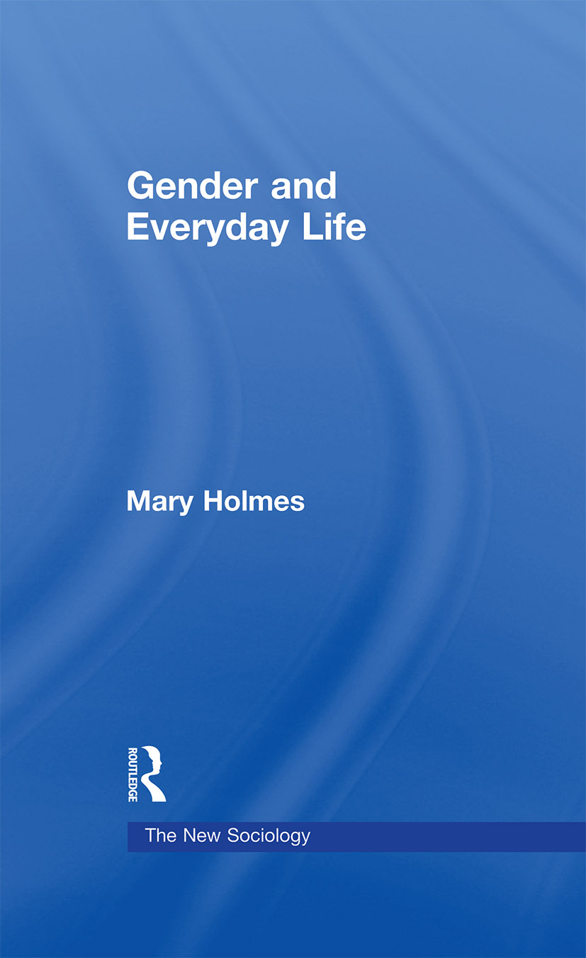 Gender and Everyday Life book cover