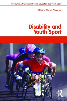 Disability and Youth Sport (Paperback) book cover