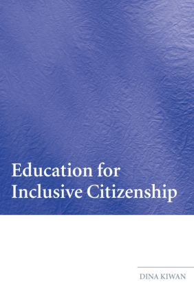 Education for Inclusive Citizenship: 1st Edition (Paperback) book cover