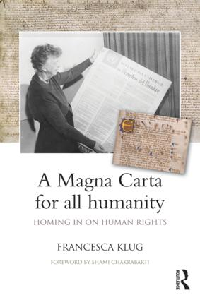 A Magna Carta for all Humanity: Homing in on Human Rights (Paperback) book cover