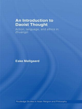 An Introduction to Daoist Thought: Action, Language, and Ethics in Zhuangzi book cover