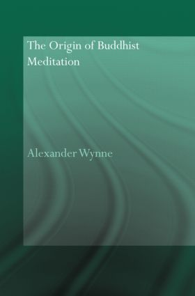 The Origin of Buddhist Meditation book cover