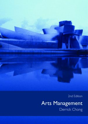 Arts Management book cover