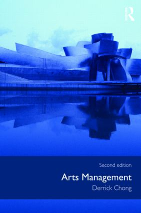 Arts Management: 2nd Edition (Paperback) book cover
