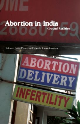 Abortion in India: Ground Realities book cover