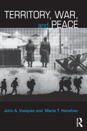 Territory, War, and Peace: 1st Edition (Paperback) book cover