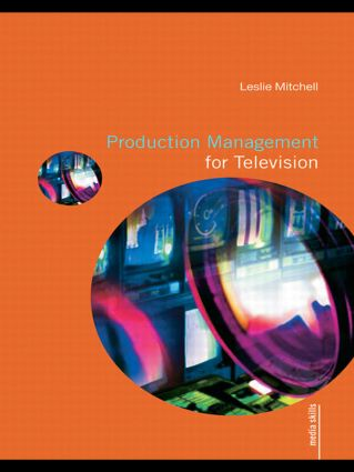 Production Management for Television (Paperback) book cover