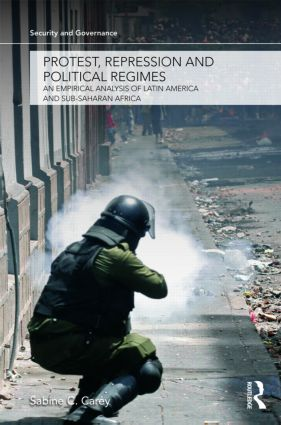 Protest, Repression and Political Regimes: An Empirical Analysis of Latin America and sub-Saharan Africa book cover