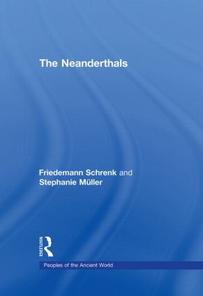 The Neanderthals book cover