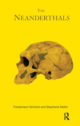 The Neanderthals (Paperback) book cover