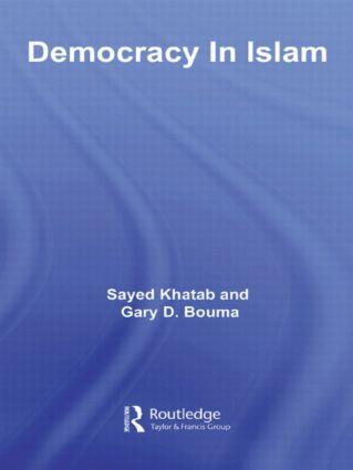 Democracy In Islam: 1st Edition (Hardback) book cover