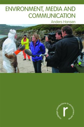 Environment, Media and Communication: 1st Edition (Hardback) book cover