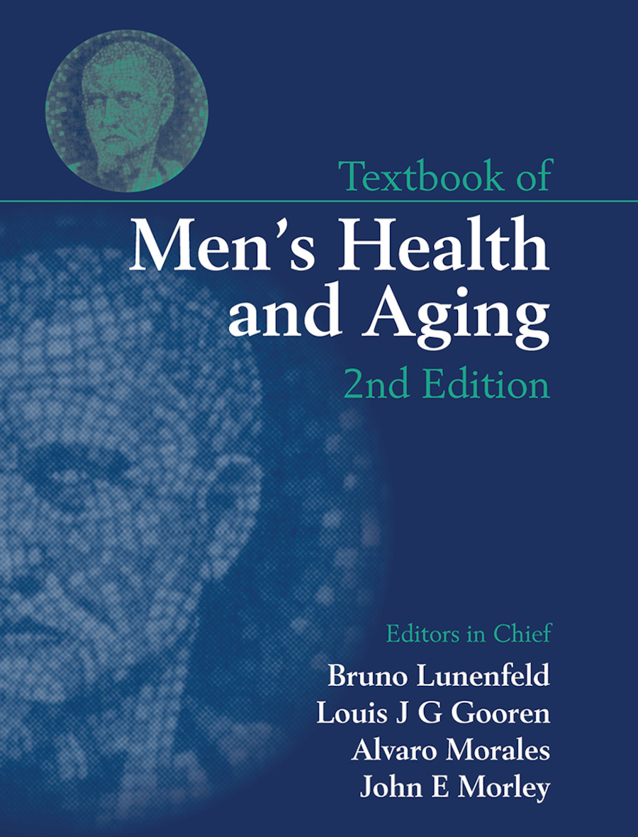 Textbook of Men's Health and Aging, Second Edition: 2nd Edition (Hardback) book cover