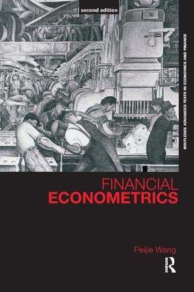 Financial Econometrics book cover