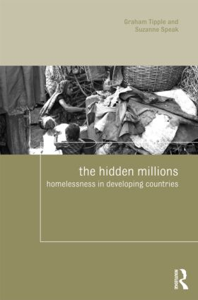 The Hidden Millions: Homelessness in Developing Countries book cover