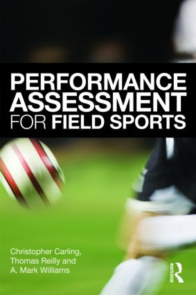 Performance Assessment for Field Sports book cover