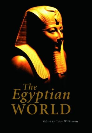 The Egyptian World (Hardback) book cover