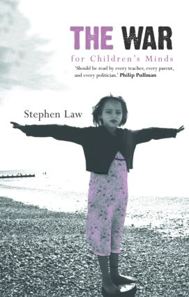 The War for Children's Minds: 1st Edition (Paperback) book cover