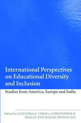 International Perspectives on Educational Diversity and Inclusion: Studies from America, Europe and India, 1st Edition (Paperback) book cover