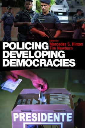 Policing Developing Democracies (Paperback) book cover