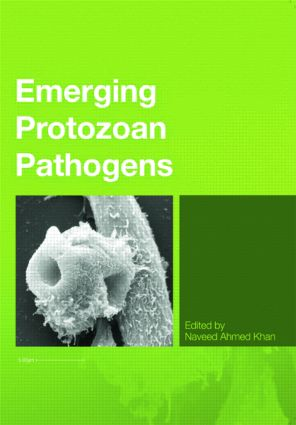 Emerging Protozoan Pathogens: 1st Edition (Paperback) book cover