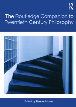 The Routledge Companion to Twentieth Century Philosophy book cover