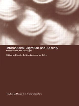 International Migration and Security: Opportunities and Challenges (Paperback) book cover