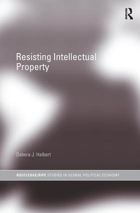 Resisting Intellectual Property (Paperback) book cover