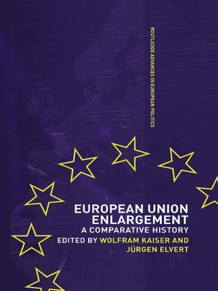 European Union Enlargement: A Comparative History, 1st Edition (Paperback) book cover