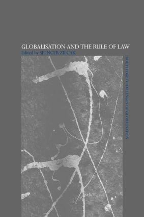 Globalisation and the Rule of Law book cover